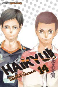 Haikyu!! #14 (2017)