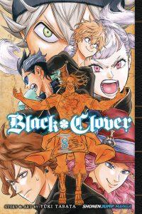Black Clover #8 (2017)