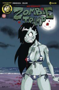 Zombie Tramp #38 (2017)