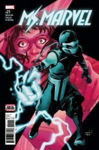 Ms. Marvel #21 (2017)