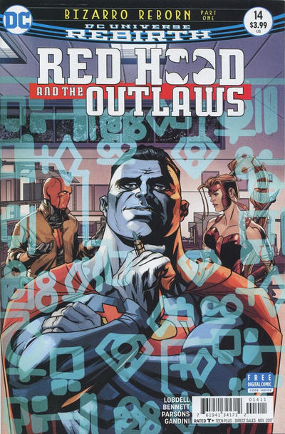 Red Hood and the Outlaws #14 (2017)