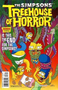 Treehouse of Horror #23 (2017)