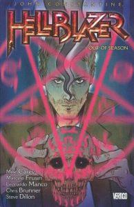 John Constantine, Hellblazer #17 (2017)