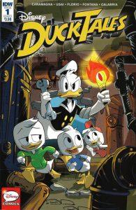 DuckTales #1 (2017)
