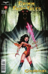 Grimm Fairy Tales #10 (2017)