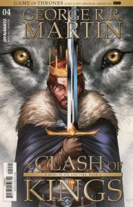 George R.R. Martin's A Clash of Kings #4 (2017)
