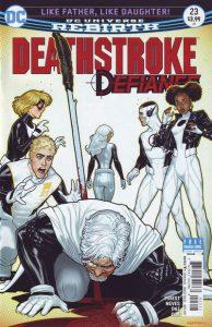 Deathstroke #23 (2017)