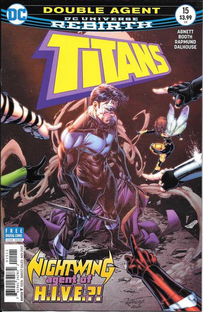Titans #15 (2017)