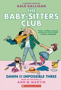 The Babysitter's Club #5 (2017)
