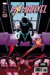 Ms. Marvel #22 (2017)