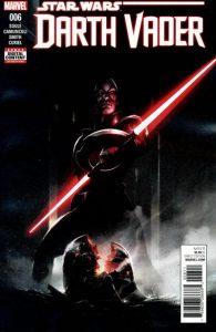 Star Wars Darth Vader #6 (2017)