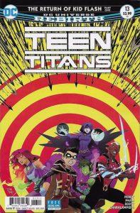 Teen Titans #13 (2017)