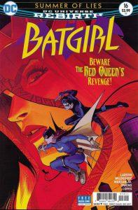 Batgirl #16 (2017)