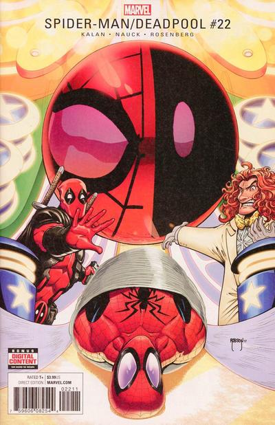 Spider-Man/Deadpool #22 (2017)