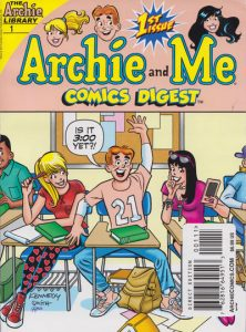 Archie and Me Comics Digest #1 (2017)