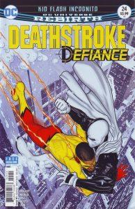 Deathstroke #24 (2017)
