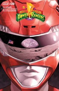 Mighty Morphin Power Rangers #20 (2017)