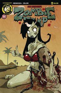 Zombie Tramp #40 (2017)