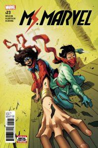 Ms. Marvel #23 (2017)