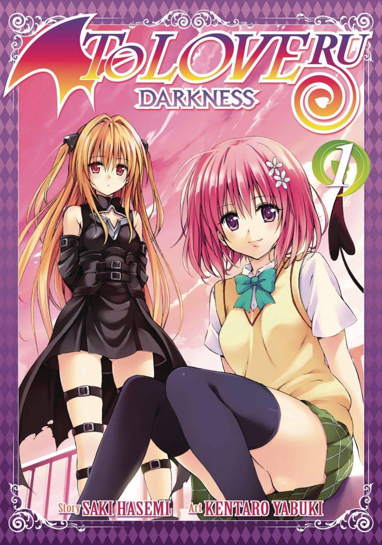 To Love Ru, Darkness #1 (2017)
