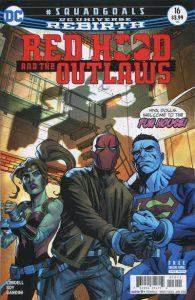 Red Hood and the Outlaws #16 (2017)