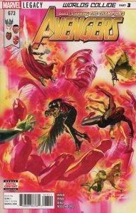 Avengers #673 (2017)
