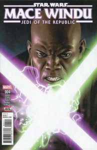 Star Wars: Mace Windu #4 (2017)