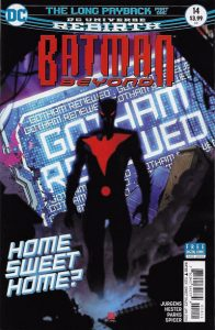 Batman Beyond #14 (2017)