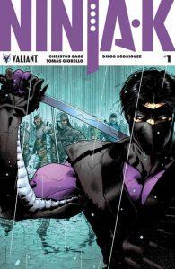 Ninja-K #1 (2017)