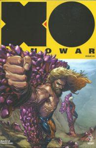 X-O Manowar #9 (2017)
