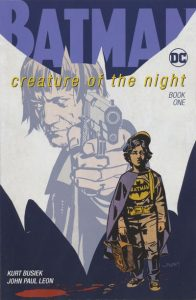 Batman Creature of the Night #1 (2017)