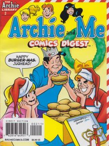 Archie and Me Comics Digest #2 (2017)