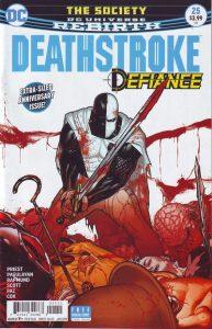 Deathstroke #25 (2017)