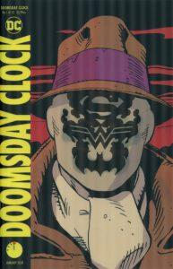 Doomsday Clock #1 (2017)