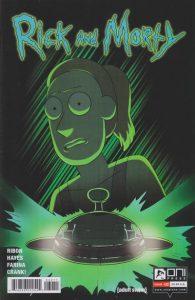 Rick and Morty #32 (2017)