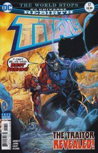 Titans #17 (2017)