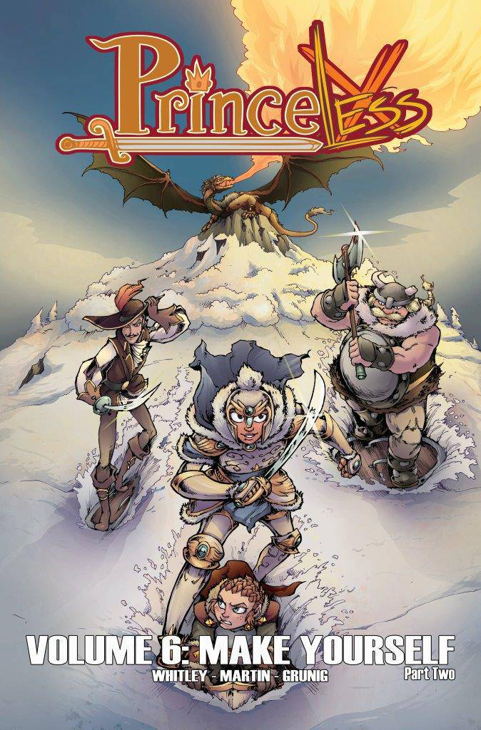 Princeless: The Pirate Princess #6 (2017)