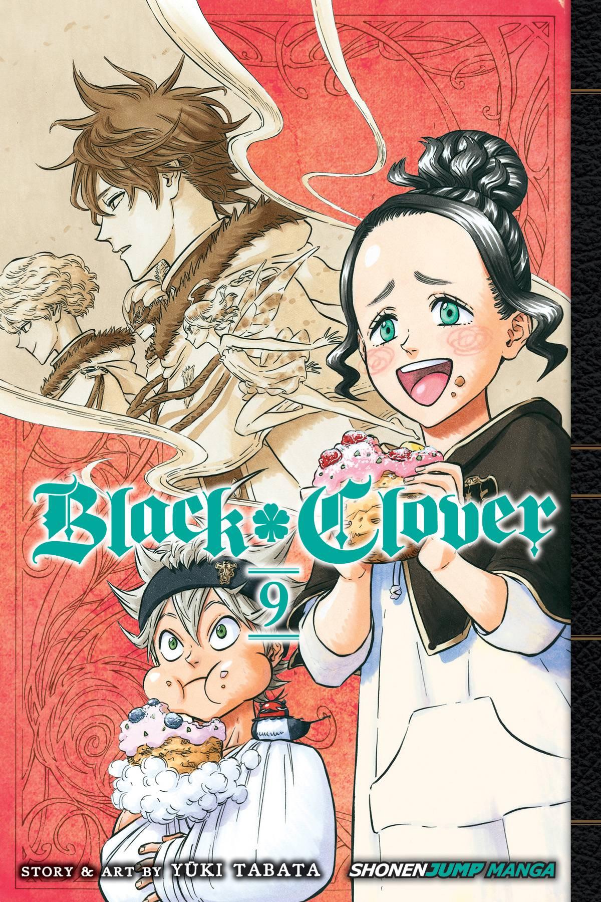 Black Clover #9 (2017)