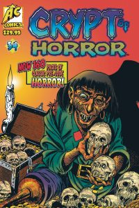 Crypt Of Horror #34 (2017)