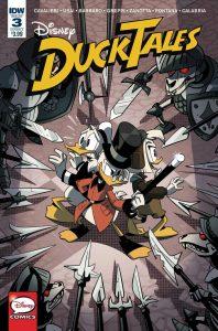 DuckTales #3 (2017)