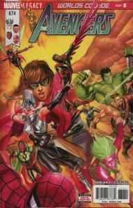 Avengers #674 (2017)