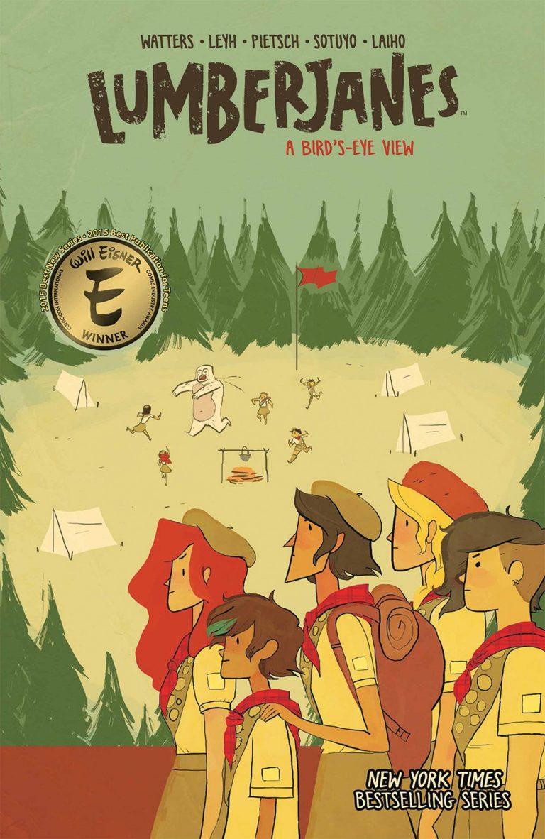 Lumberjanes #7 (2017)