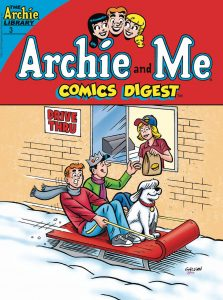 Archie and Me Comics Digest #3 (2017)