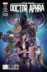 Star Wars: Doctor Aphra #15 (2017)