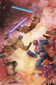 Star Wars: Mace Windu #5 (2017)