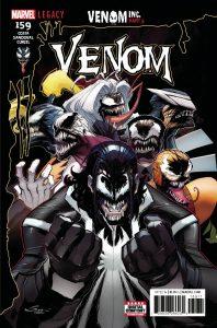 Venom #159 (2017)