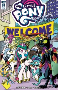 My Little Pony: Friendship Is Magic #61 (2017)