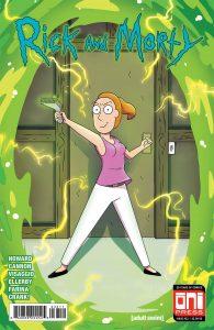 Rick and Morty #33 (2017)