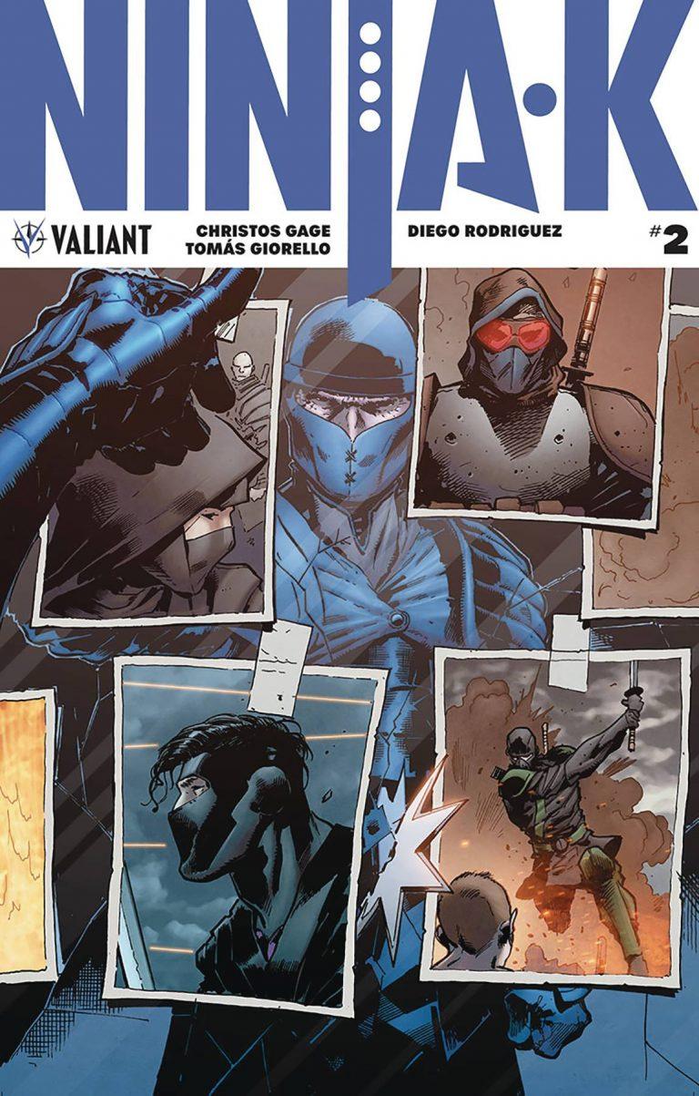 Ninja-K #2 (2017)
