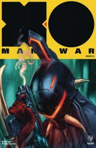X-O Manowar #10 (2017)